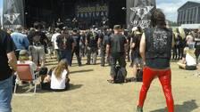 MC-bråk på Sweden Rock | SVT Nyheter