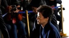 Atal mot sydkoreas expresident