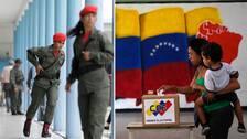 Kanada infor sanktioner mot venezuela
