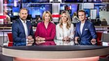 Pelle Nilsson, Karin Magnusson, Carolina Neurath och Ted Widgren