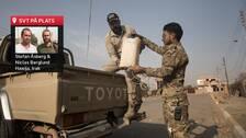 Iraks premiarminister kriget mot is ar over