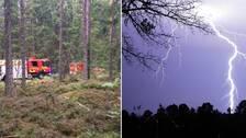 Vadjan om hjalp mot skogsbrand 3