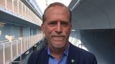 Trafikborgarråd Daniel Helldén (MP).