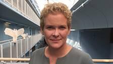 Finansborgarråd Karin Wanngård (S).