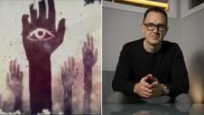 Kent Werne tittar bland annat på den populära konspirationsteorin om Illuminati i sin nya bok Allt är en konspiration.