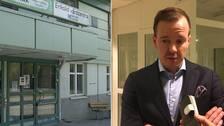 91b5e88249b Sexbrottsåtalade läkaren anmäler Kriminalvården   SVT Nyheter