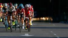 Johansson missade medalj i cykel vm