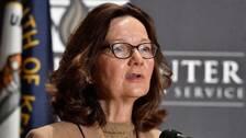 Gina Haspel, CIA-chef