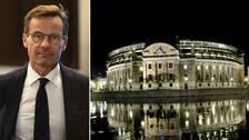 Upp till bevis för Moderatledaren Ulf Kristersson i riksdagen i veckan, när den ska avgöra om han släpps igenom som statsminister.