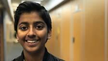 15-åriga Sabarish Gnanamoorthy är redan vd på sitt egna företag och anställd av Microsoft.