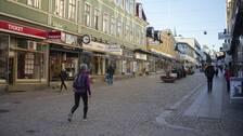 Viktoriaesplanaden i Örnsköldsvik