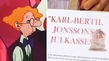 Karl-Bertil Jonsson är en modern symbol för en god människa och han har fått ge namn åt kampanjen