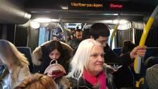 eva lirén 749 pendling buss södertälje