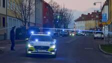 Avspärrningar på Hisingen efter misstänkt föremål hittats där det tidigare varit skottlossningar.