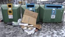 Återvinningsstation