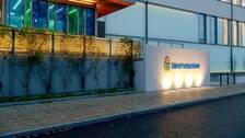 Säpos nya huvudkontor, Bolstomtavägen 2, i Solna