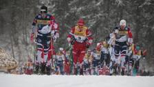 Folj herrarnas tour de ski