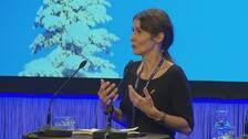Annika Nordgren Christensen, försvarspolitisk expert