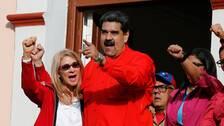 Venezuelas hårt ansatte president Nicolas Maduro