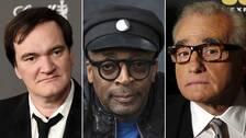 Quentin Tarantino, Spike Lee och Martin Scorsese.