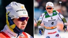 Marcus Grate och Johanna Hagström framgångsrika i sprinttävlingarna i Cogne, Italien.