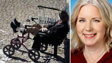 Det finns en chans att våren håller på att anlända till delar av södra Sverige, enligt SVT-meteorologen Åsa Rasmusson