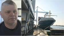 Rolf Lycktoft på Hamnarbetarförbundet säger att de strejkande kan hålla ut länge.