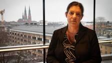 Susann Stambolidou Tellebo, Uppsala kvinnojour