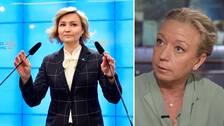 SVT:s Elisabeth Marmorstein analyserar KD och Ebba Busch Thors framgångar