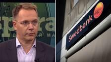 Aktiespararnas vd Joacim Olsson är kritisk mot utredningen om Swedbank.