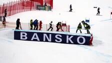 Backen i Bansko.