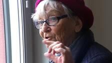 Kerstin Widing ser fram emot att flytta in i huset med utsikt över torget