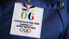 Logga för OS 2026.