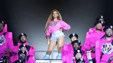 Beyoncés framträdande på musikfestivalen Coachella har blivit film.
