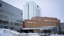 15-åring vårdas för allvarliga skador på Tromsö Universitetssjukhus.