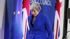 Premiärminister Theresa May är en av huvudpersonerna i det långa dramat om Storbritanniens utträde ur EU