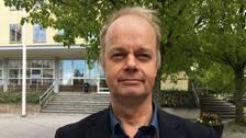 Hans Forsberg (M), kommunstyrelsens ordförande i Kungsbacka.