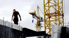 Stölder på byggen ökar kraftigt