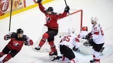 Kanada kvitterade med endast 0,4 sekunder kvar
