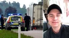 Skenande lastbil fick stopp tack vare 17-åriga Kasper Svensson
