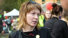 Malin Björk, Vänsterpartiets förstanamn på EU-listan