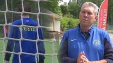 Truppen till EM i fotboll för döva uttagen