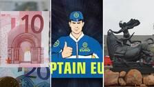 Kulturnyheterna listar några av EU:s mer och mindre kända symboler.