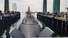 ubåt invigning