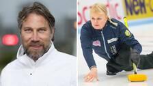 Peter Forsberg och Anette Norberg.