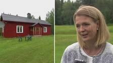 Intresset är stort på både sommar och vintertid menar Åsa Trollåker, mäklare i Torsby.