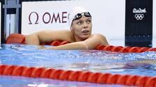 Julia Efimova vid OS 2016.