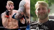 """MMA-stjärnan Alexander """"The Mauler"""" funderar på en comeback."""