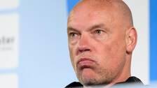 Uwe Rösler har en del att fundera på inför morgondagens match.
