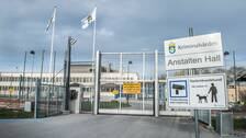Anstalten Hall utanför Södertälje